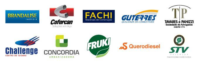 Patrocinadores Ouro CICS Canoas