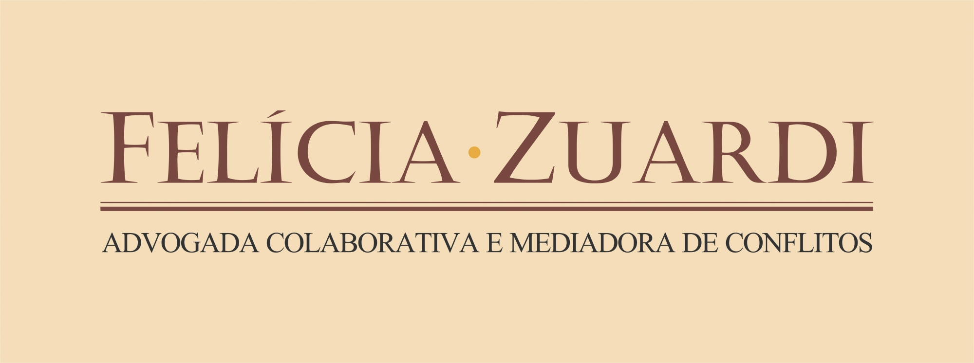 Felícia Zuardi Advogada Colaborativa e Mediadora de Conflitos